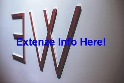 Extenze Net Worth