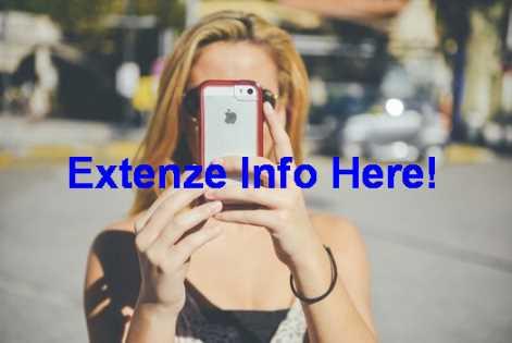 Extenze Male Enhancement Formula
