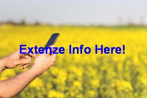 Extenze Plus Ingredients