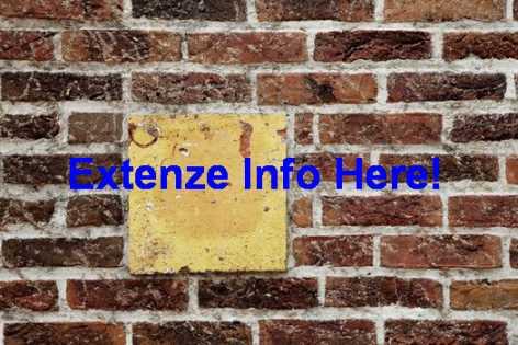 Extenze Side Effects Hair Loss